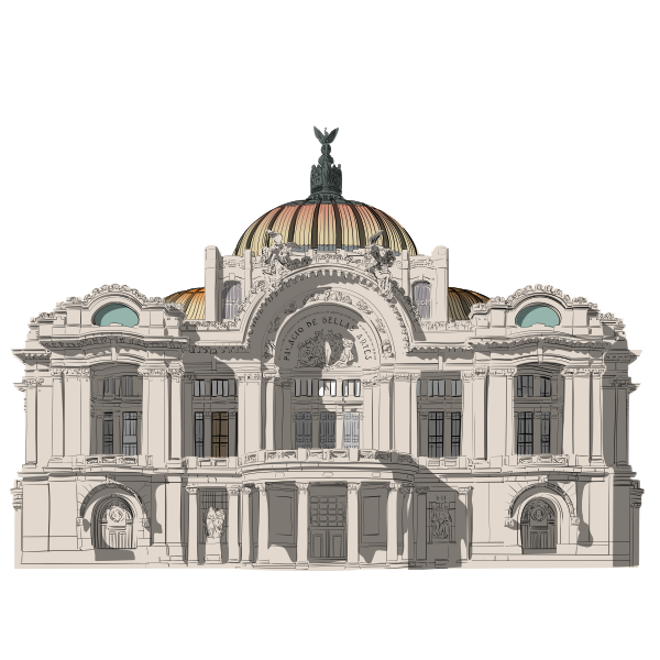 Mexican Monuments messages sticker-9
