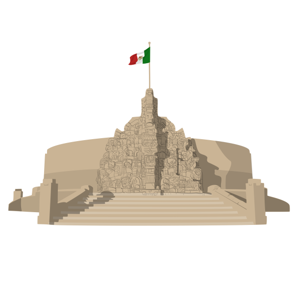 Mexican Monuments messages sticker-6