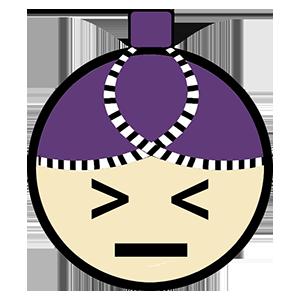 Hmong Stickers messages sticker-1