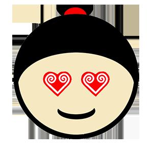 Hmong Stickers messages sticker-11