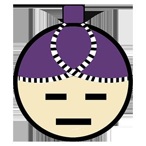 Hmong Stickers messages sticker-4