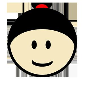 Hmong Stickers messages sticker-8