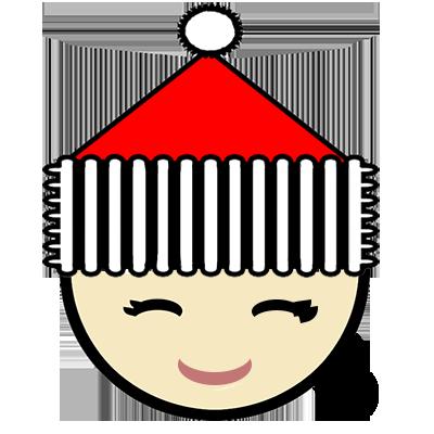 Hmong Stickers messages sticker-10