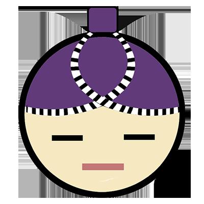 Hmong Stickers messages sticker-2