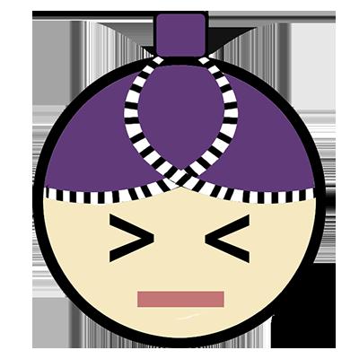 Hmong Stickers messages sticker-3
