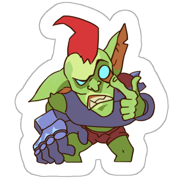 Goblin Defenders 2 Stickers messages sticker-4
