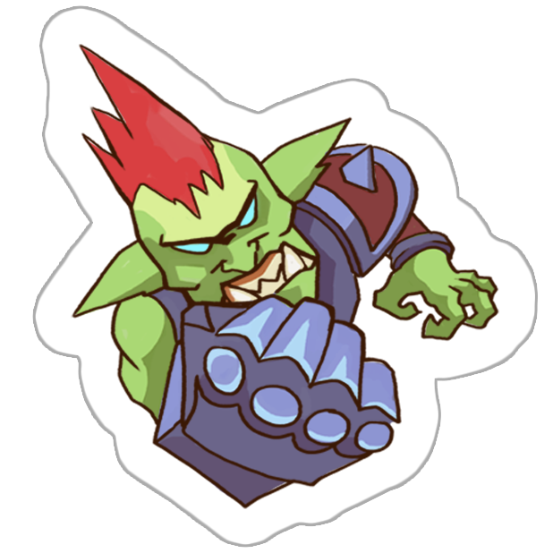 Goblin Defenders 2 Stickers messages sticker-5