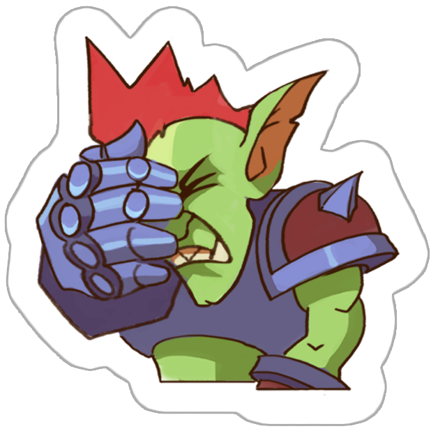 Goblin Defenders 2 Stickers messages sticker-8