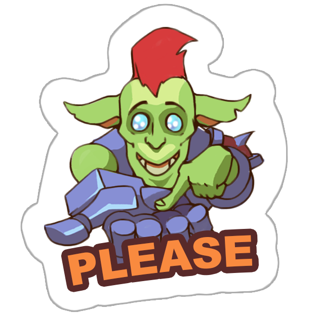 Goblin Defenders 2 Stickers messages sticker-3