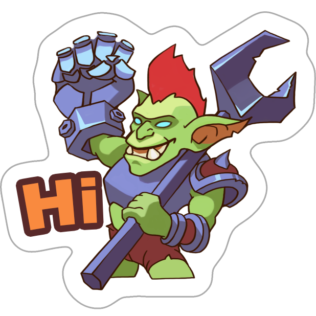 Goblin Defenders 2 Stickers messages sticker-9