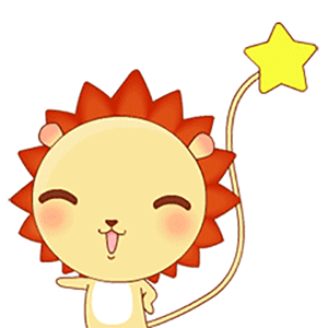 Stars Leo messages sticker-0