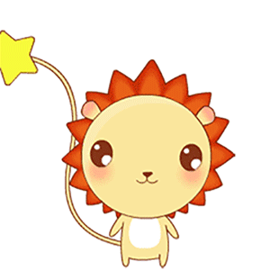 Stars Leo messages sticker-4