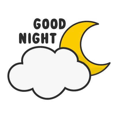 Night Sleep Baby Music Lullaby messages sticker-0