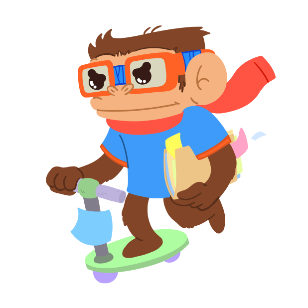 Monkeys Stickers messages sticker-11