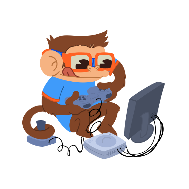 Monkeys Stickers messages sticker-10
