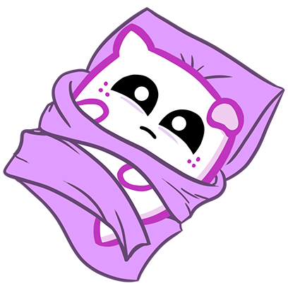 Pillow Fighters Stickers messages sticker-0