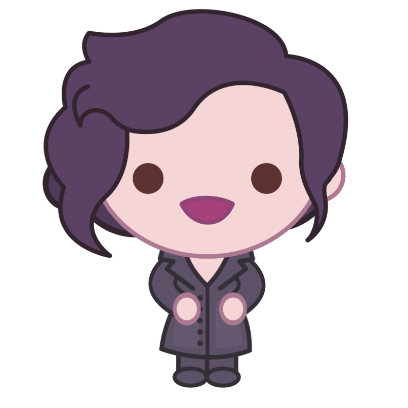Miss Peregrine's Emoji messages sticker-11