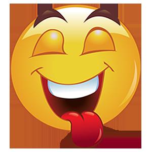 Basic Emoji Stickers messages sticker-9