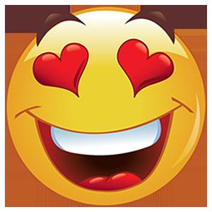 Basic Emoji Stickers messages sticker-5