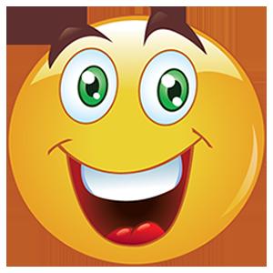 Basic Emoji Stickers messages sticker-0