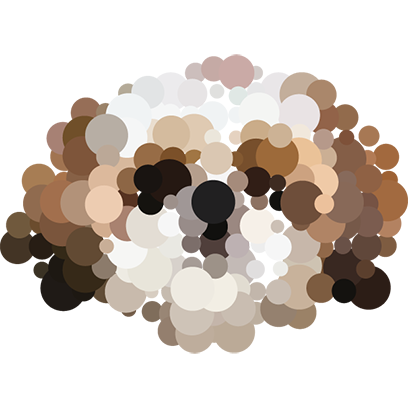 Dotted Dogs Stickers messages sticker-9