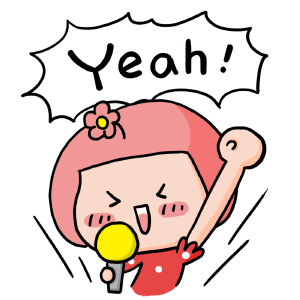 Hana's Cute Stickers messages sticker-1