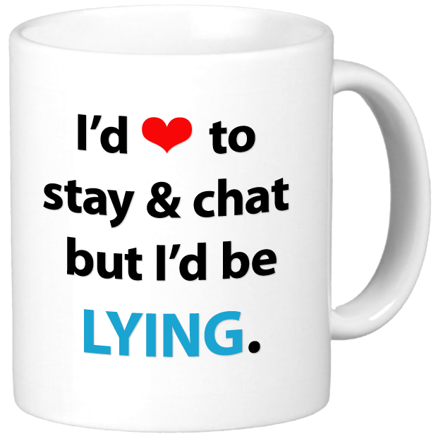 Coffee Cup Words of Wisdom Stickers messages sticker-6