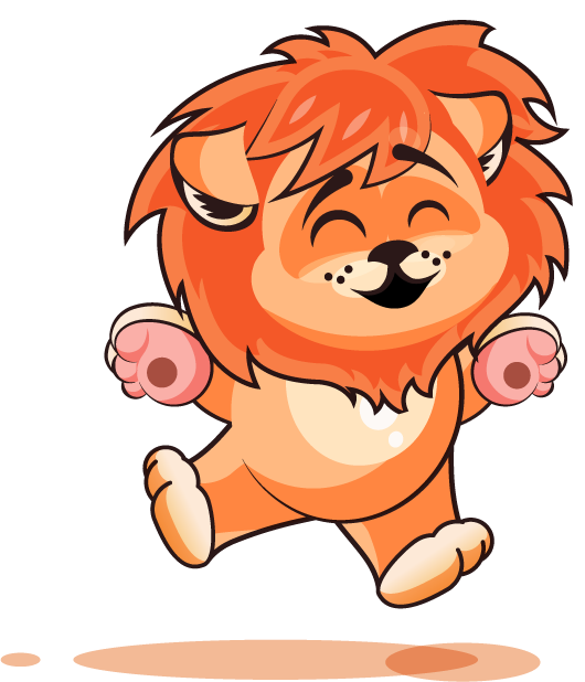 Lion - Stickers for iMessage messages sticker-0