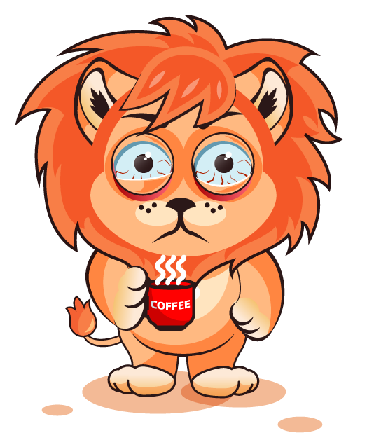 Lion - Stickers for iMessage messages sticker-9