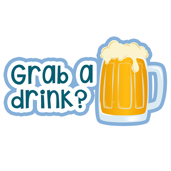 Bar Hopping Stickers messages sticker-2