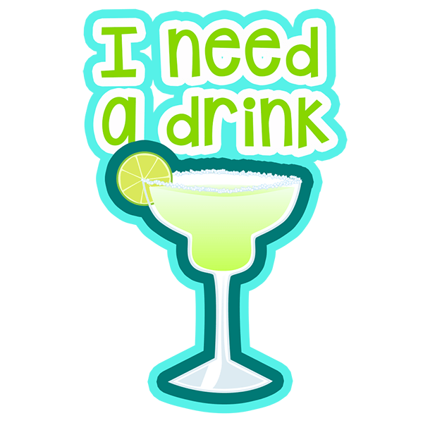 Bar Hopping Stickers messages sticker-4