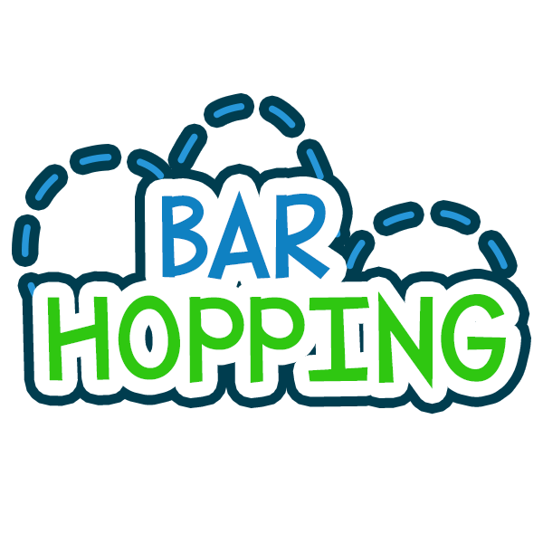 Bar Hopping Stickers messages sticker-0