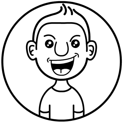 Aniemoji Friendly Guy messages sticker-1