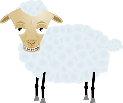 Say It Sheeply messages sticker-0