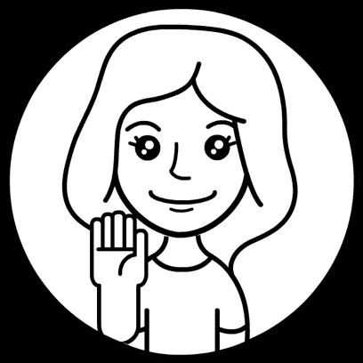 Aniemoji Charming Girl messages sticker-5