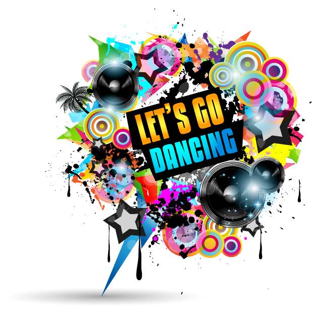 Let's Party Stickers for iMessages messages sticker-2