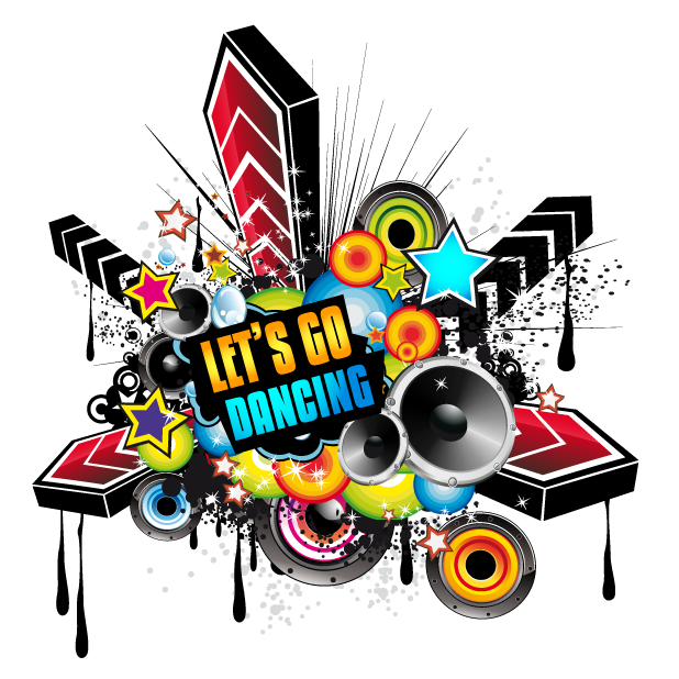Let's Party Stickers for iMessages messages sticker-0