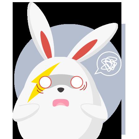 电兔配单-给你最合适的专属贷款申请订单 messages sticker-3