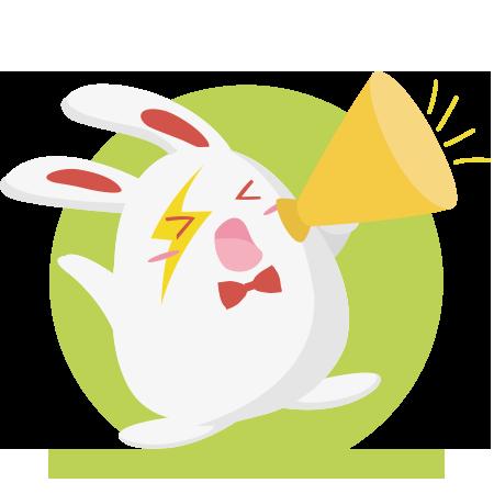 电兔配单-给你最合适的专属贷款申请订单 messages sticker-9