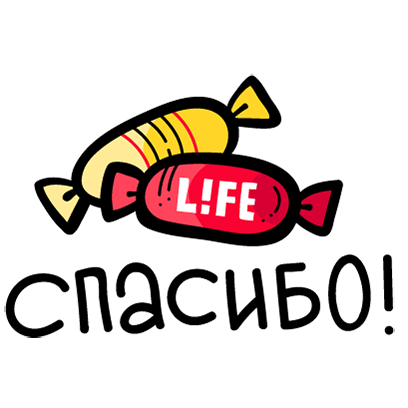 Stickers Life.ru messages sticker-7