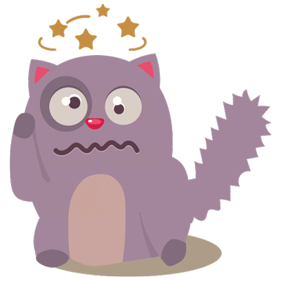 Cat Perfect Pet – Stickers for iMessage messages sticker-3
