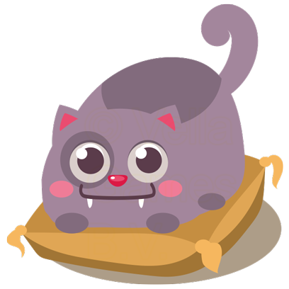 Cat Perfect Pet – Stickers for iMessage messages sticker-6