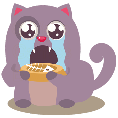 Cat Perfect Pet messages sticker-9