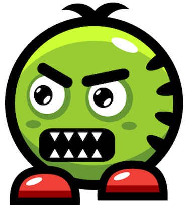 Horror Stickers: Monsters Pack messages sticker-11