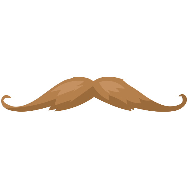 A Touch of Stache messages sticker-7
