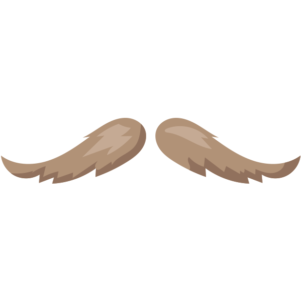 A Touch of Stache messages sticker-3