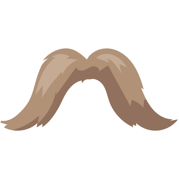 A Touch of Stache messages sticker-11