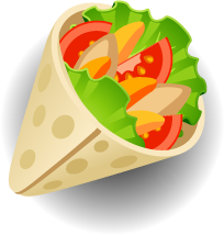 Dishes food - Stickers for iMessage messages sticker-6
