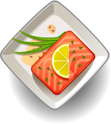 Dishes food - Stickers for iMessage messages sticker-10