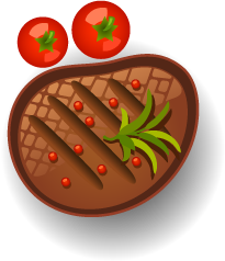 Dishes food - Stickers for iMessage messages sticker-11